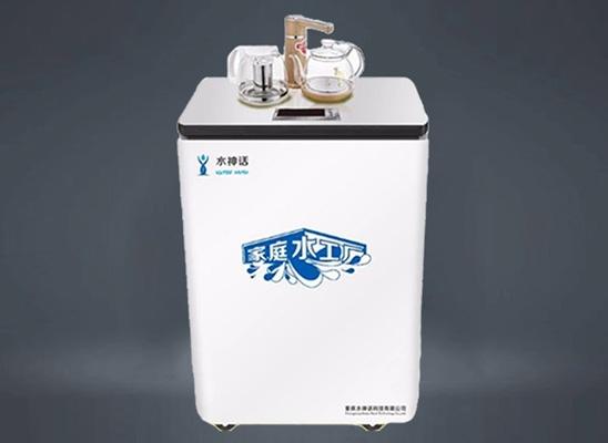 无水源空气制水机