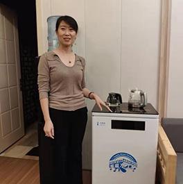 贵州空气制水机合作案例