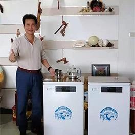 广西空气制水机合作案例