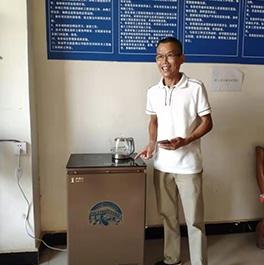 湖南空气制水机合作案例